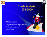 A Motorcyclist's Guide to Law Enforcement, Slides